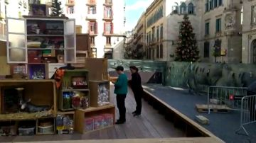 Polémica en el Ayuntamiento de Barcelona
