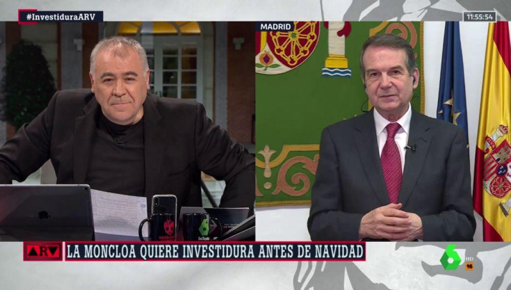 """Abel Caballero: """"Si no hay un acuerdo, vamos a terceras elecciones. Es lo que defiende el Partido Popular"""""""