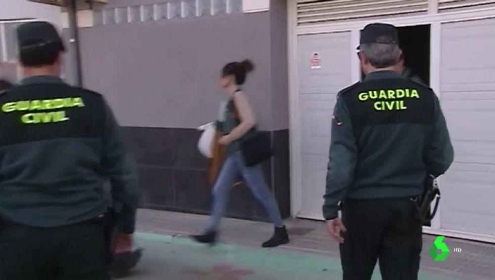 Registran una segunda vivienda del sospechoso de la desaparición de Marta Calvo