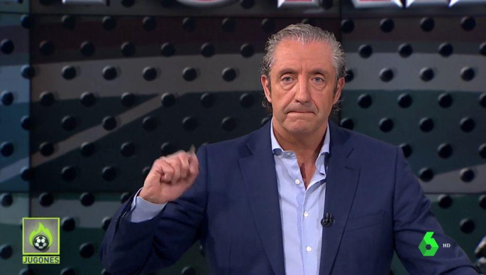 """Josep Pedrerol: """"´Sólo Robert Moreno puede lavar su imagen"""""""