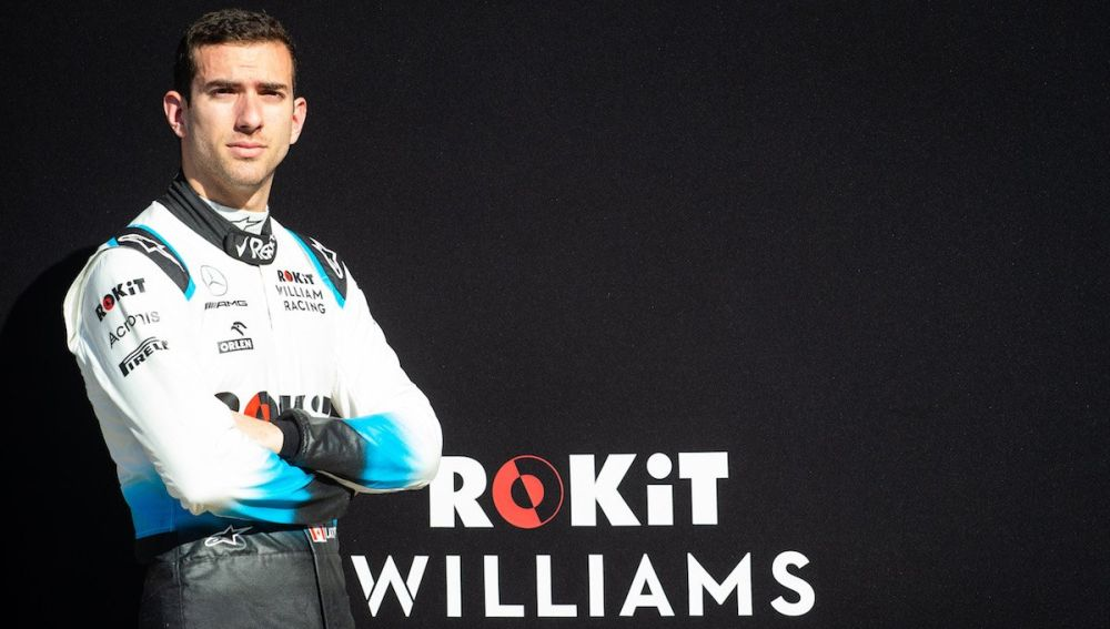 Nicholas Latifi será piloto Williams en 2020