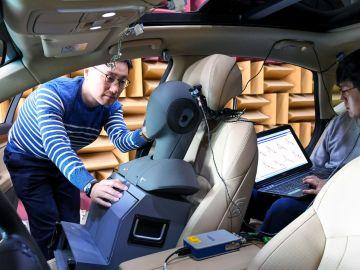 Hyundai busca lograr el vehículo con el interior más silencioso del mundo