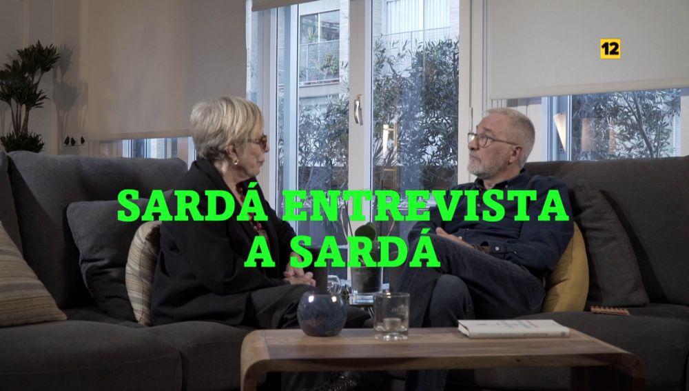 Este sábado, Xavier Sardá entrevista a Rosa María Sardá en laSexta Noche.