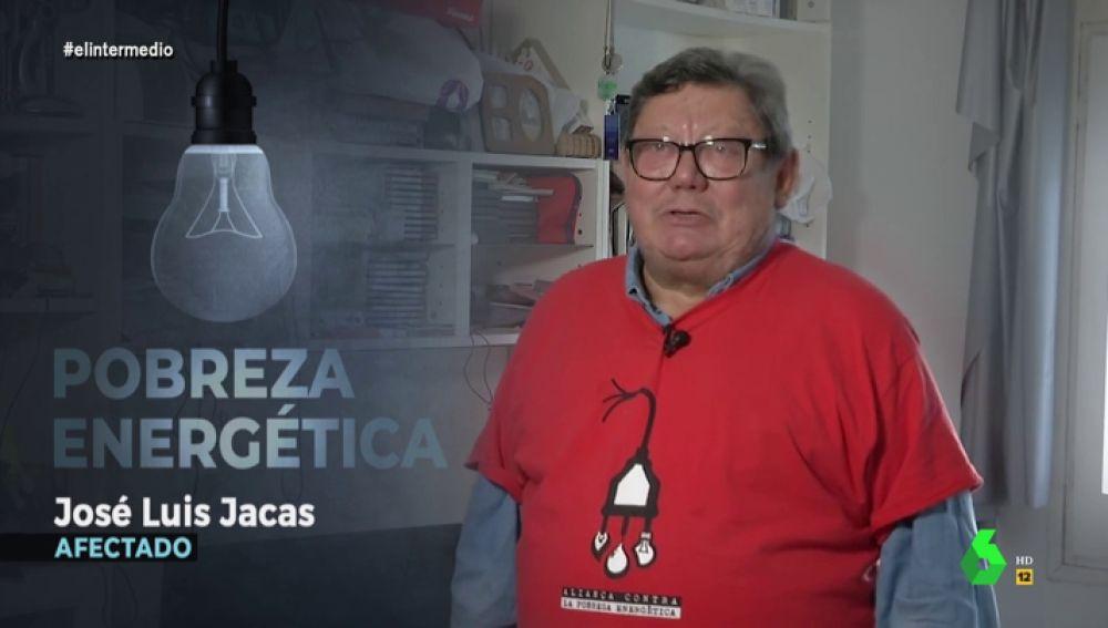 """El desgarrador testimonio de José Luis, víctima de la pobreza energética: """"Sientes que has llegado al final de tu vida y que no ha valido de nada"""""""