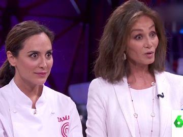 la reacción de Isabel Preysler al descubrir que Tamara Falcó está enamorada de Jorid Cruz