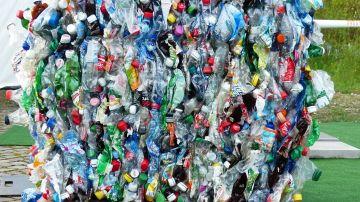No todos los tipos de plásticos son reciclables.