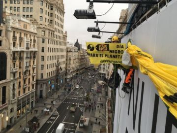 Iniciativa de Greenpeace contra el Black Friday
