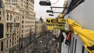 Iniciativa de Greenpeace contra el Black Friday
