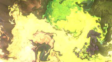 Captura de pantalla de la app 'Fluid Simulation'