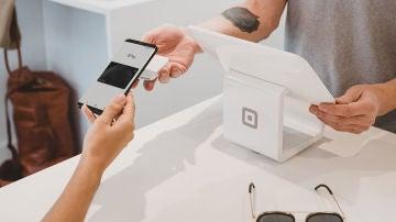 Pagando con el móvil gracias al NFC