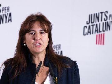 La diputada de JxCat Laura Borràs (Archivo)