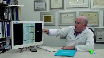 El análisis que revela los alarmantes niveles de radiación en un trabajador de una planta de reciclaje investigada en el País Vasco