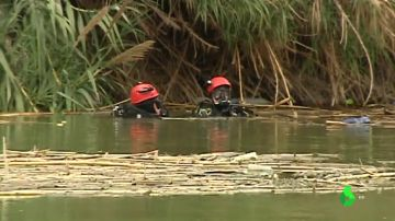 Rastrean el río Albaida y los alrededores de Manuel para llegar hasta Marta Calvo