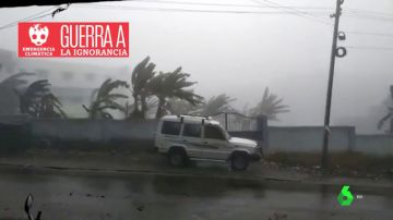 En 2018 hubo cuatro veces más huracanes e inundaciones que en 1980