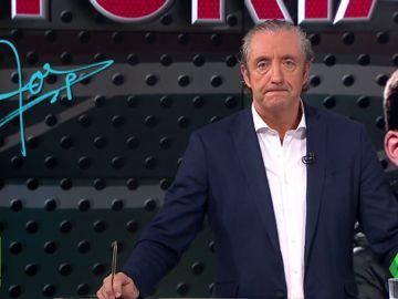 """Josep Pedrerol: """"Luis Enrique y Robert Moreno, sólo un deseo: que os vaya bien a ambos"""""""