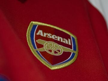 El escudo del Arsenal