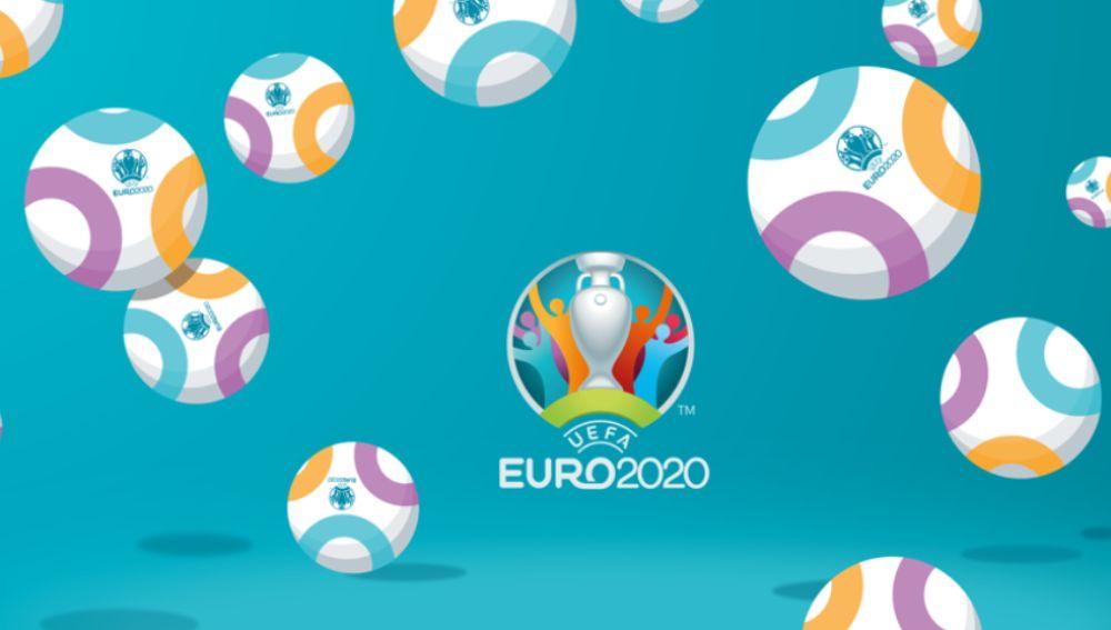 El sorteo de la Eurocopa 2020