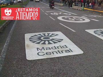 Imagen de Madrid Central