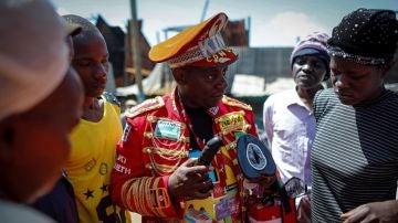 Stanley Ngara, el 'Rey de los condones de África'