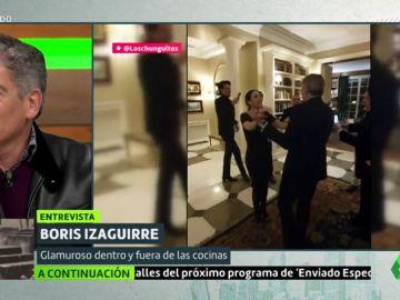 """Boris Izaguirre desvela los entresijos de la fiesta de Tamara Falcó: """"Más que Masterchef, soy una celebrity"""""""