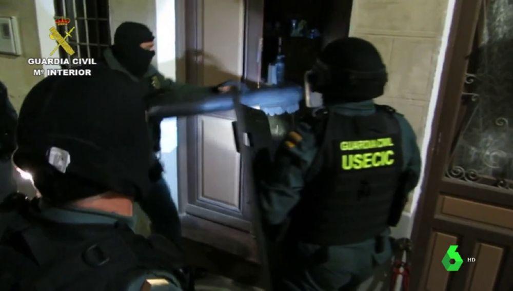 Desarticulada una organización internacional dedicada al tráfico de seres humano en Hellín, Albacete