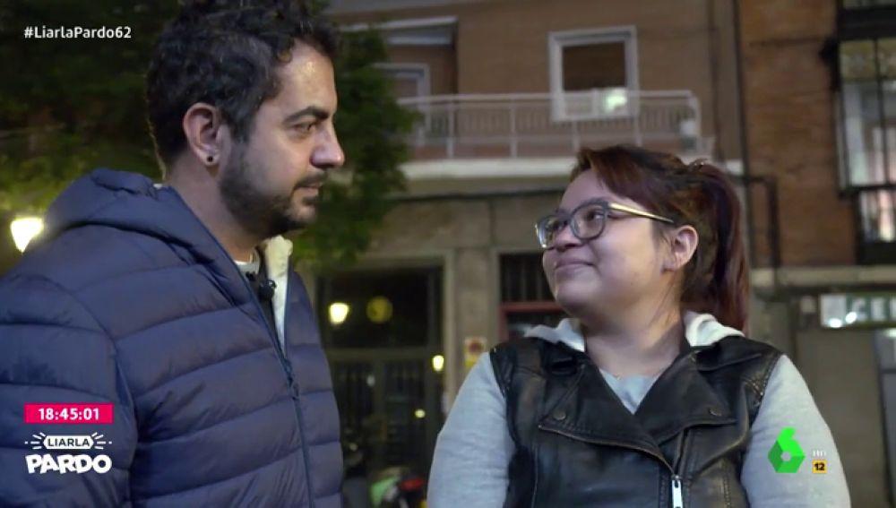 """Sufrir sinhogarismo con dos menores: """"Uno aguanta más en la calle, pero ellas son unas niñas"""""""