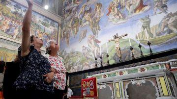 Réplica de la Capilla Sixtina en México