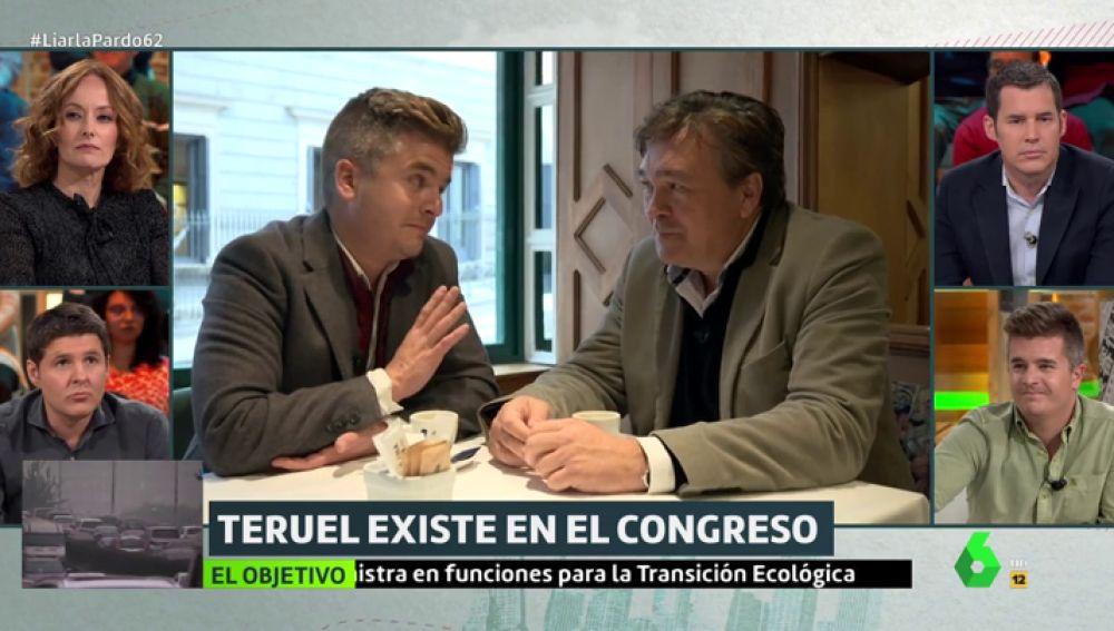 """Tomás Guitarte, diputado de Teruel Existe: """"Queremos parecernos a los ciudadanos, no a los políticos"""""""