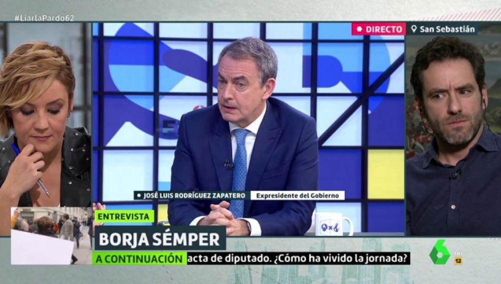 Borja Sémper en Liarla Pardo