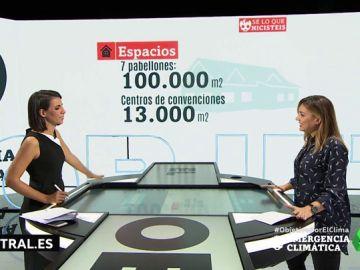 Las cifras de la Cumbre del Clima en Madrid: este es el coste económico (y ecológico) de la COP25