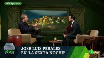 José Luis Perales con Iñaki López