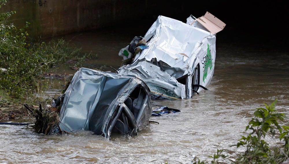 Cinco muertos en Francia por las inundaciones en el sureste del país