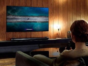 Smart TV en el salón