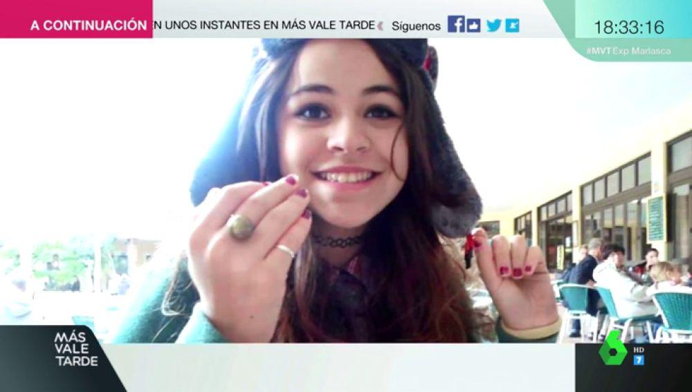 Seis años sin saber de Malén Zoe Ortiz, desaparecida en Mallorca con 15 años