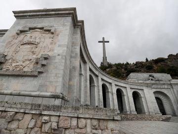 Las visitas al Valle de los Caídos descendieron un 54,86 % en noviembre Vista del Valle de los Caídos. EFE