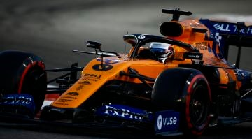Carlos Sainz es sexto de la F1 2019