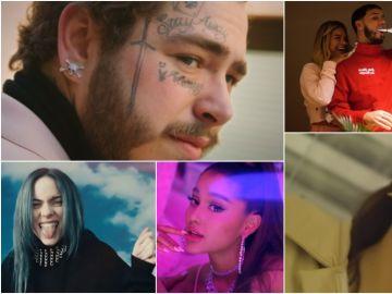 Los artistas y las canciones más escuchadas en Spotify en 2019