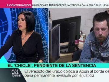 """Beatriz de Vicente: """"Creo que no hay pruebas suficientes para condenar a 'El Chicle por agresión sexual"""""""