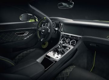 Interior Bentley Continental GT Pikes Peak Limited Edition