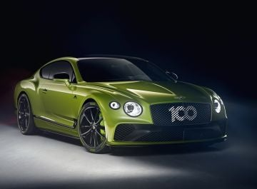Bentley Continental GT Pikes Peak Limited Edition