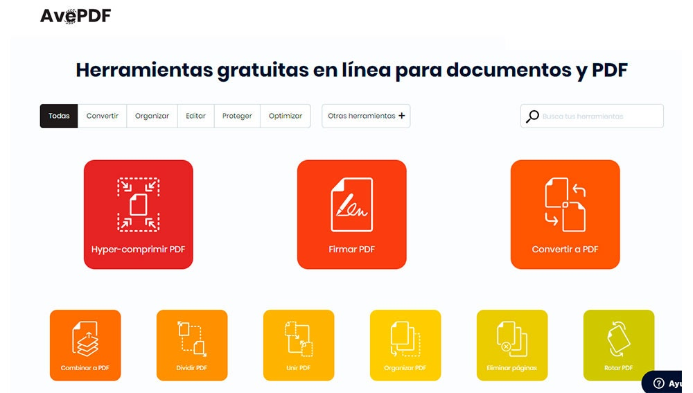 Editando PDF