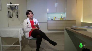 Ana Hernández, neumóloga