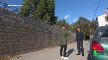 """""""Estoy cansado de llevar a mi hijo al hospital"""", la denuncia de un hombre que vive rodeado de fábricas en el Campo de Gibraltar"""