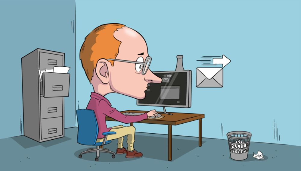 Marcos y laSexta Columna te explican lo que llegamos a contaminar enviando un simple correo electrónico