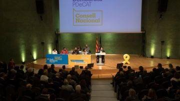 Consejo Nacional del PDeCAT