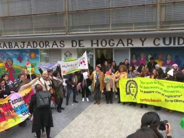 Imagen de señoras del hogar en Madrid