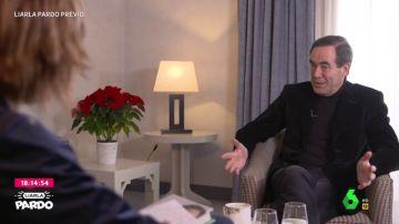 """José Bono: """"Si en vez de Felipe VI el rey fuese otro, la monarquía tambaleándose"""""""