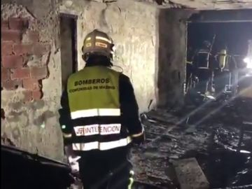 Once personas han sido intoxicadas leves por el incendio en Torrejón de Ardoz