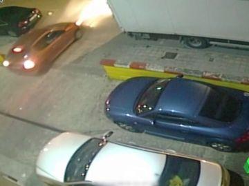 La banda criminal robaba siguiendo el método del empotramiento