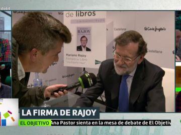 Mariano Rajoy junto a Luis Troya